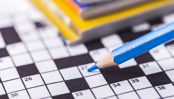 solving crossword puzzle daily
